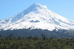 山 オソルノ